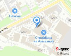 Компания Практик на карте города