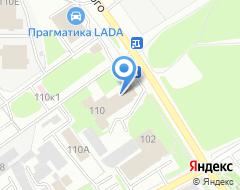 Компания Стройнаходка на карте города