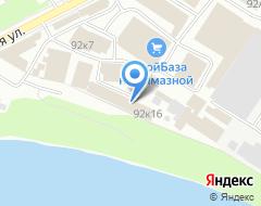 Компания КомбатСтрой на карте города
