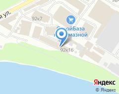 Компания Теплохранитель на карте города