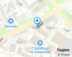 Компания СамСтрой на карте города