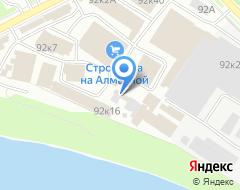 Компания Рынок на Алмазной на карте города