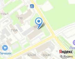 Компания Евро-Керамика на карте города