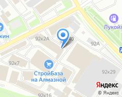 Компания Двери Белоруссии на карте города
