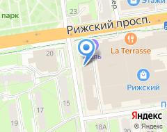 Компания Motor на карте города
