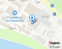 Компания Лидер-Балт на карте города