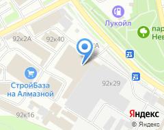 Компания Remmers на карте города