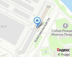 Компания Хёрманн Руссия на карте города
