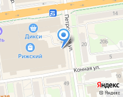 Компания Автопаркинг на карте города