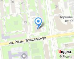 Компания АВТОТРАНССЕРВИС на карте города