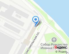 Компания Окна Комфорт на карте города
