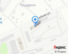 Компания СКП-Псков на карте города