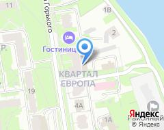 Компания Quattro 60 на карте города