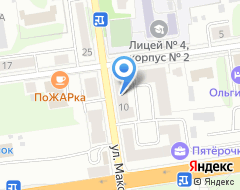 Компания АВТОSHOP на карте города