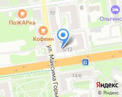 Компания Хит на карте города