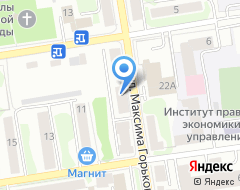 Компания Veka на карте города