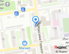 Компания Профит плюс на карте города
