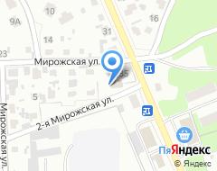 Компания Лаборатория скорости Псков на карте города