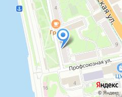 Компания Дом 5+ на карте города