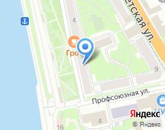 Компания ДОМ НА ПЯТЬ С ПЛЮСОМ на карте города