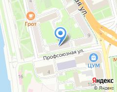 Компания VINАВТО на карте города