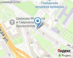 Компания Метавтострой на карте города