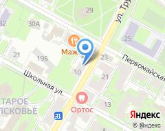 Компания Автоимпульс на карте города