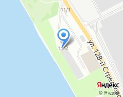 Компания ПсковТоргСтрой на карте города