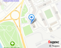 Компания ТД Ворота на карте города