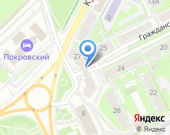 Компания Волховец на карте города