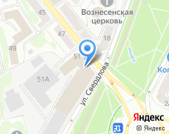 Компания Псковская Лепнина на карте города