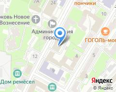Компания СтройОпт+ на карте города
