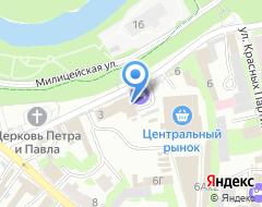 Компания Резонанс Дачник на карте города
