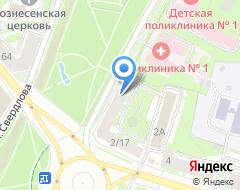 Компания Премьер на карте города