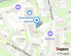 Компания Магазин белья на карте города