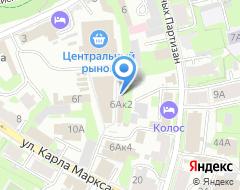 Компания Дочки сыночки и их родители на карте города