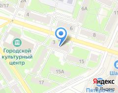 Компания СоюзМонтаж на карте города