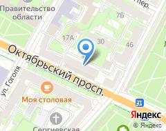 Компания Ключ-Сервис на карте города