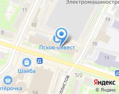 Компания ЗаХоди на карте города