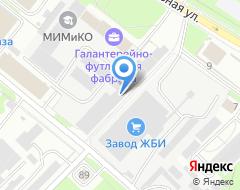 Компания Двери на карте города