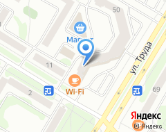 Компания ОКНА-плесков на карте города