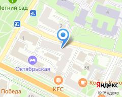 Компания Exist.ru на карте города