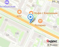Компания DoorHan Псков - Производитель на карте города