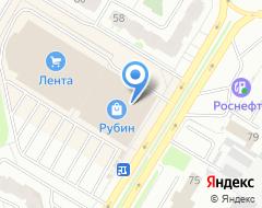 Компания Магия на карте города