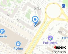 Компания Псковская фабрика дверей на карте города