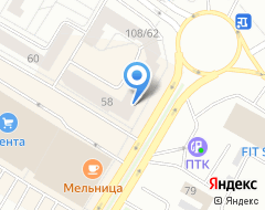 Компания Avtomarket60.ru на карте города