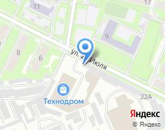 Компания Автостоянка на ул. 23 Июля на карте города