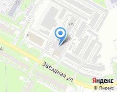 Компания Эксклюзив-Авто на карте города