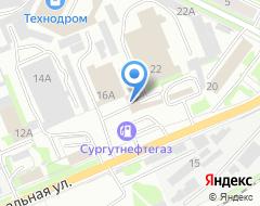 Компания Наша Волга на карте города