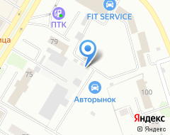 Компания Orion Auto на карте города
